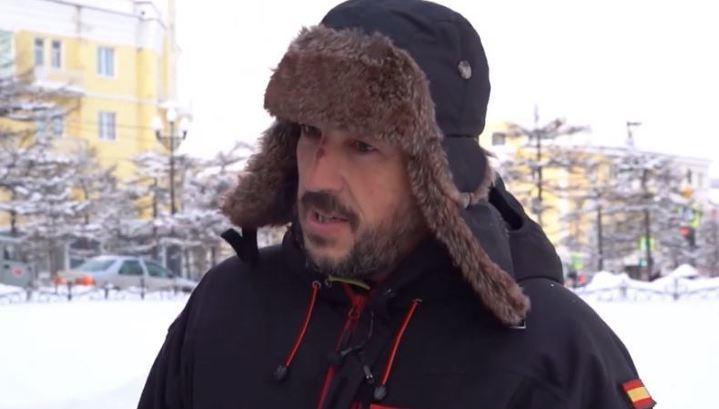 Отчаянный испанец предпримет вторую попытку проехать зимой по Колыме на велосипеде