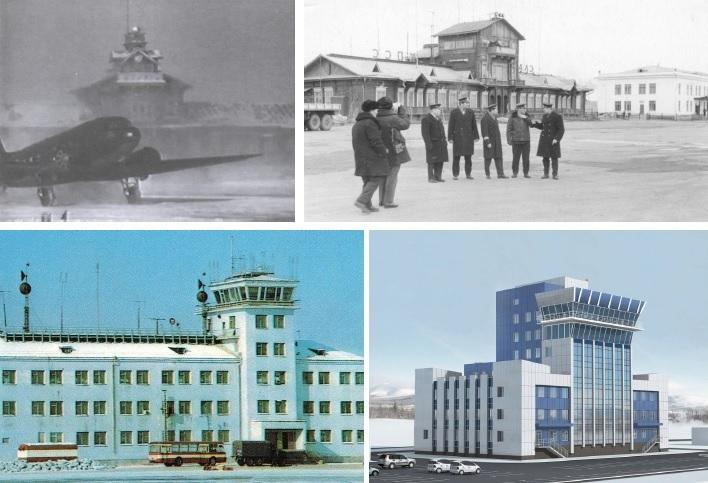 Новую диспетчерскую вышку аэропорта Якутска обещают ввести в эксплуатацию в 2020 году