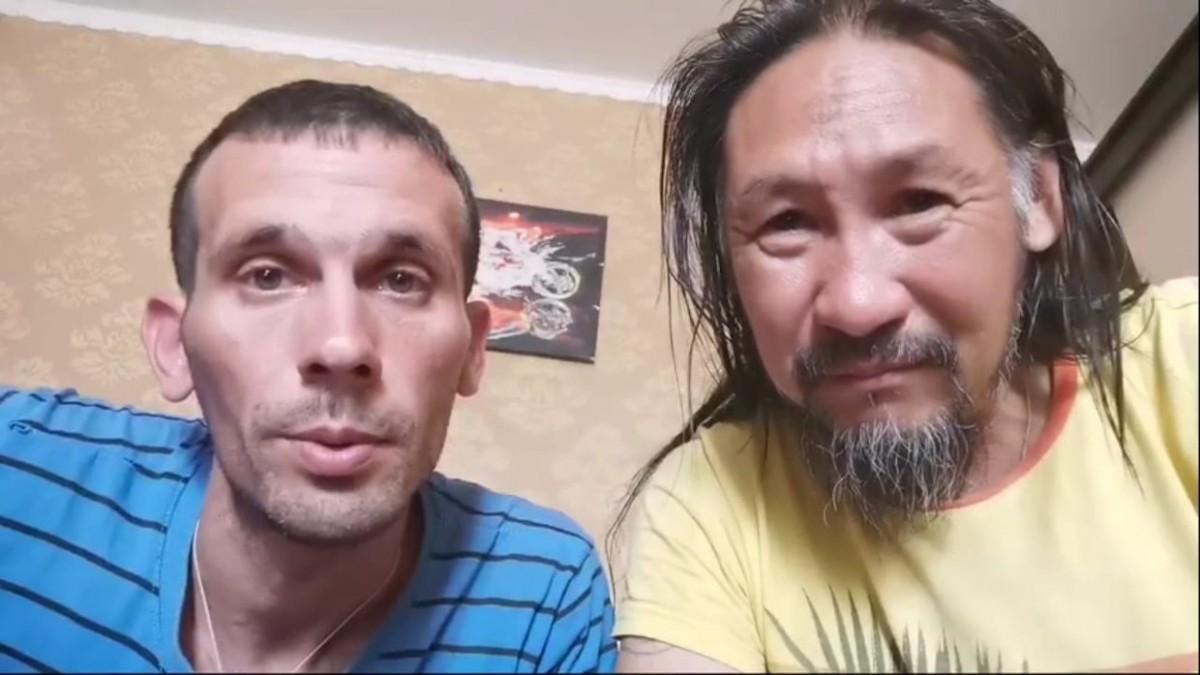 В дом к Шаману Александру Габышеву в Якутске пришла полиция