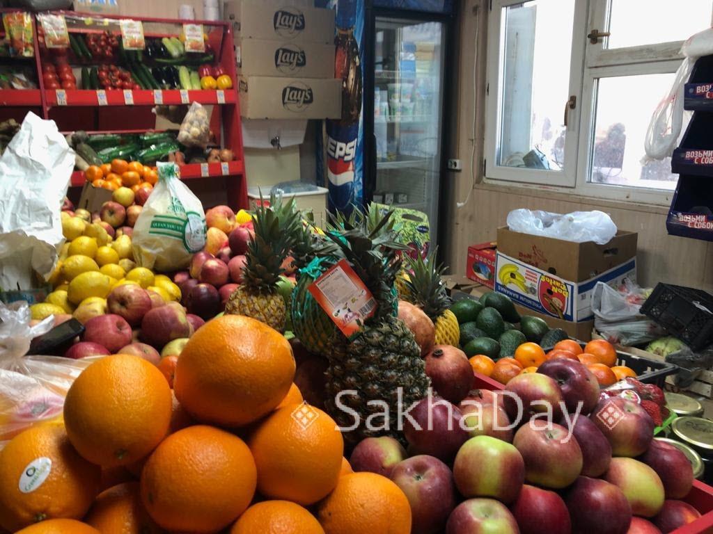 Якутяне отказываются от фруктов из Китая