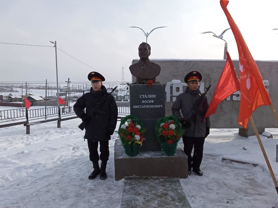В Якутии появится очередной памятник Сталину