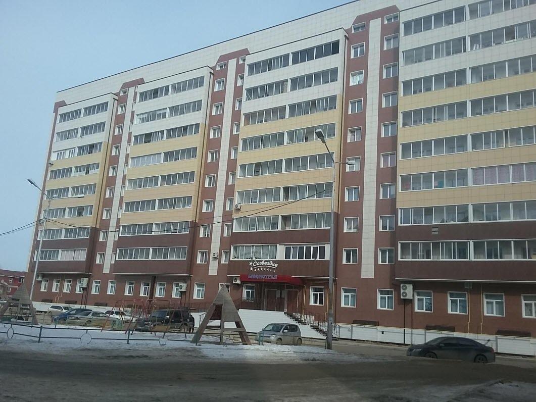 Жильцы дома в Якутске обеспокоены вбросами  в соцсетях об изоляции всех жильцов из-за коронавируса