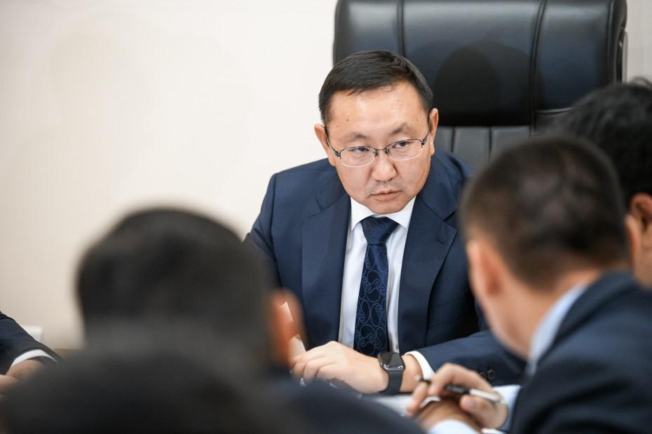 Обязанности председателя правительства Якутии возложены на  Алексея Колодезникова