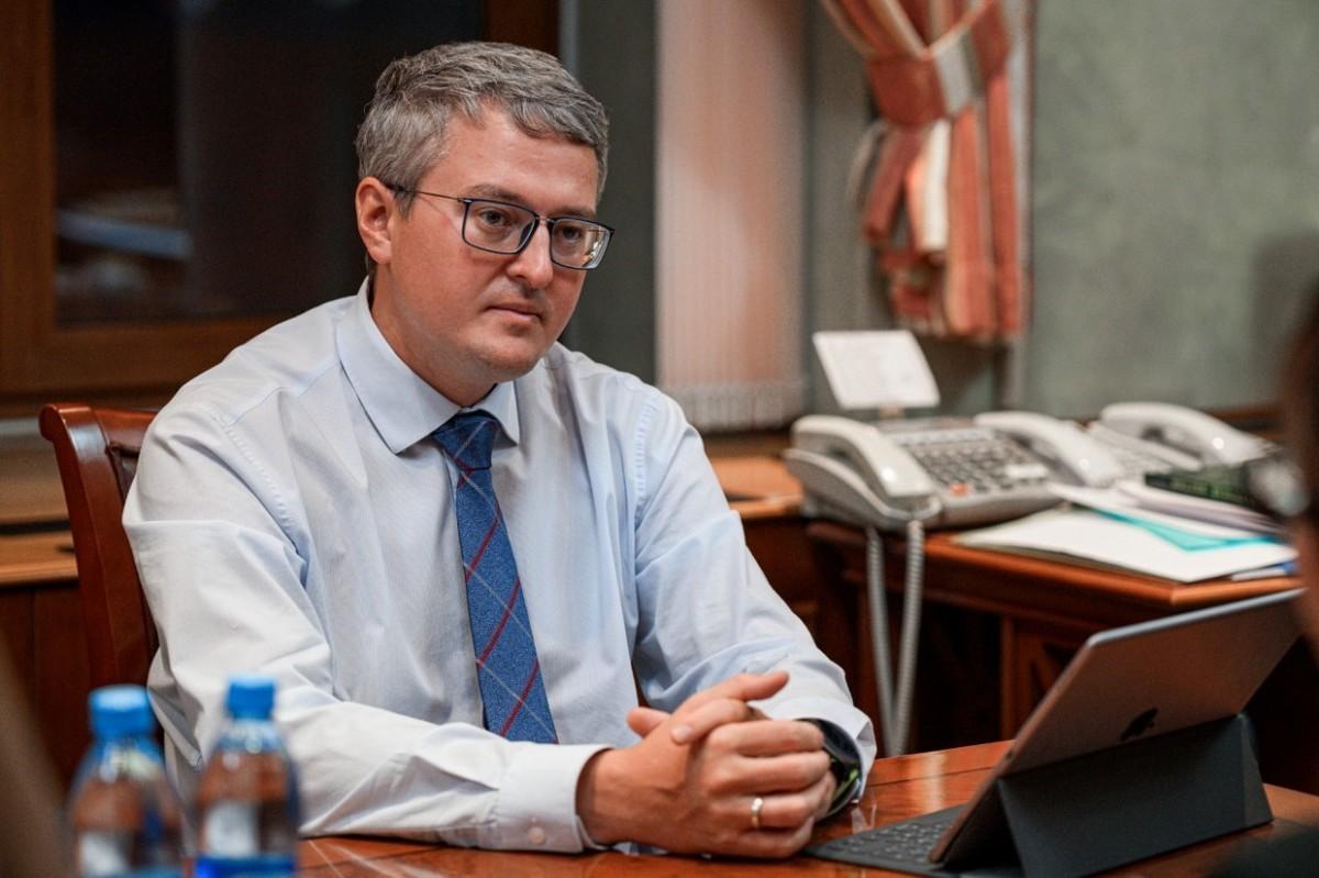 Солодов: Помогаю в поиске будущего председателя правительства Якутии