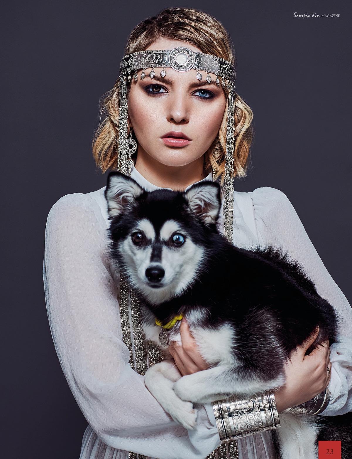 Фотографии якутских украшений опубликованы в американском журнале
