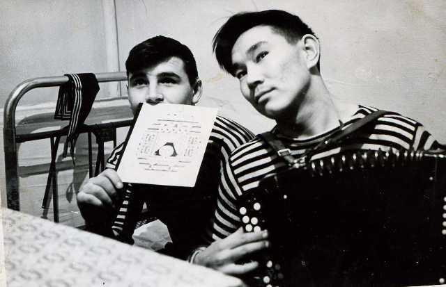 Юрий Платонов - первый творческий деятель якутского музыкально-эстрадного искусства