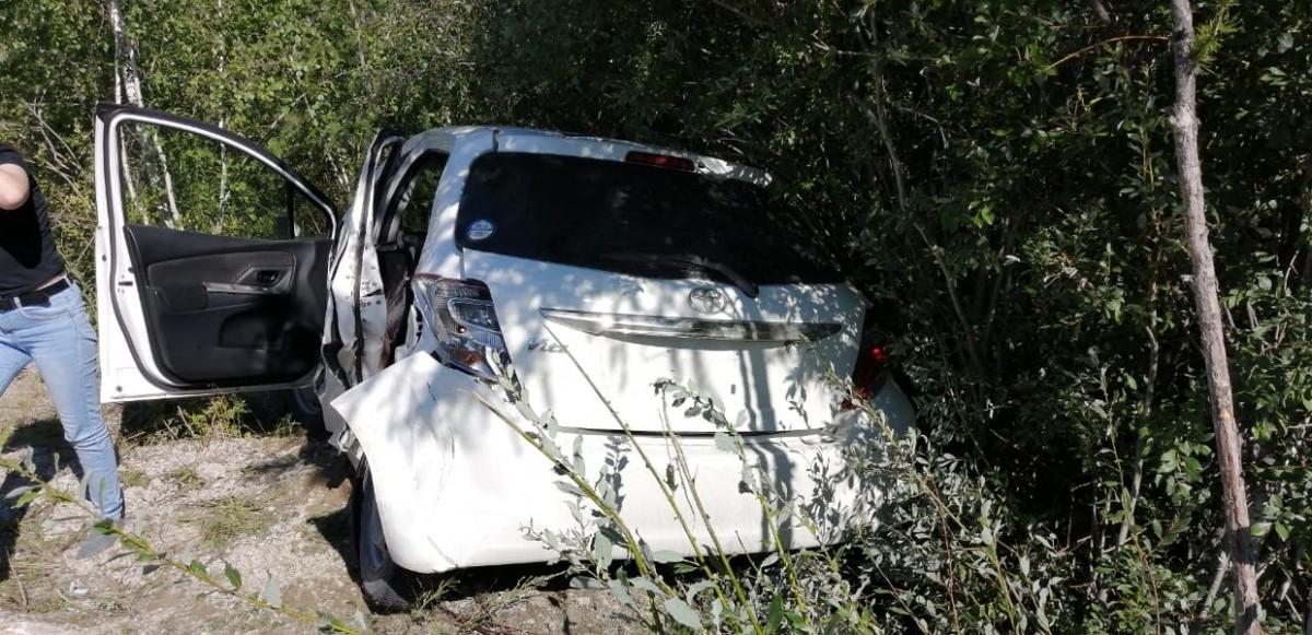 В Хангаласском районе в результате ДТП погибла женщина