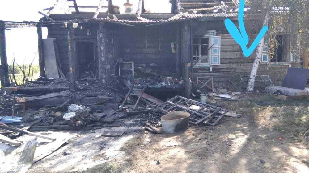 У участницы битвы экстрасенсов в Якутии сгорел дом