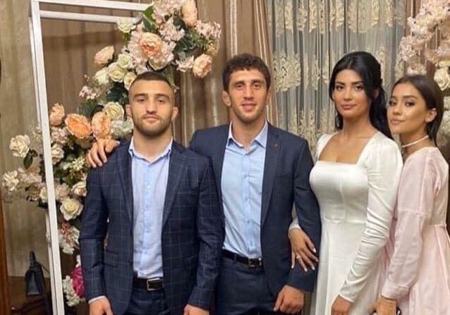 Чемпион-борец Заурбек Сидаков выгнал жену на свадьбе, узнав что она эскортница