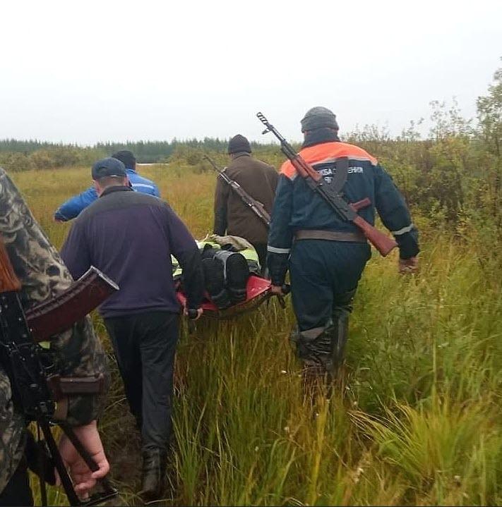 Победитель Митрофан: в Якутии рыбак вступил с напавшим медведем в рукопашную схватку