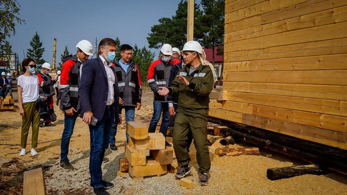 ЯТЭК представил масштабные планы развития поселка Кысыл-Сыр