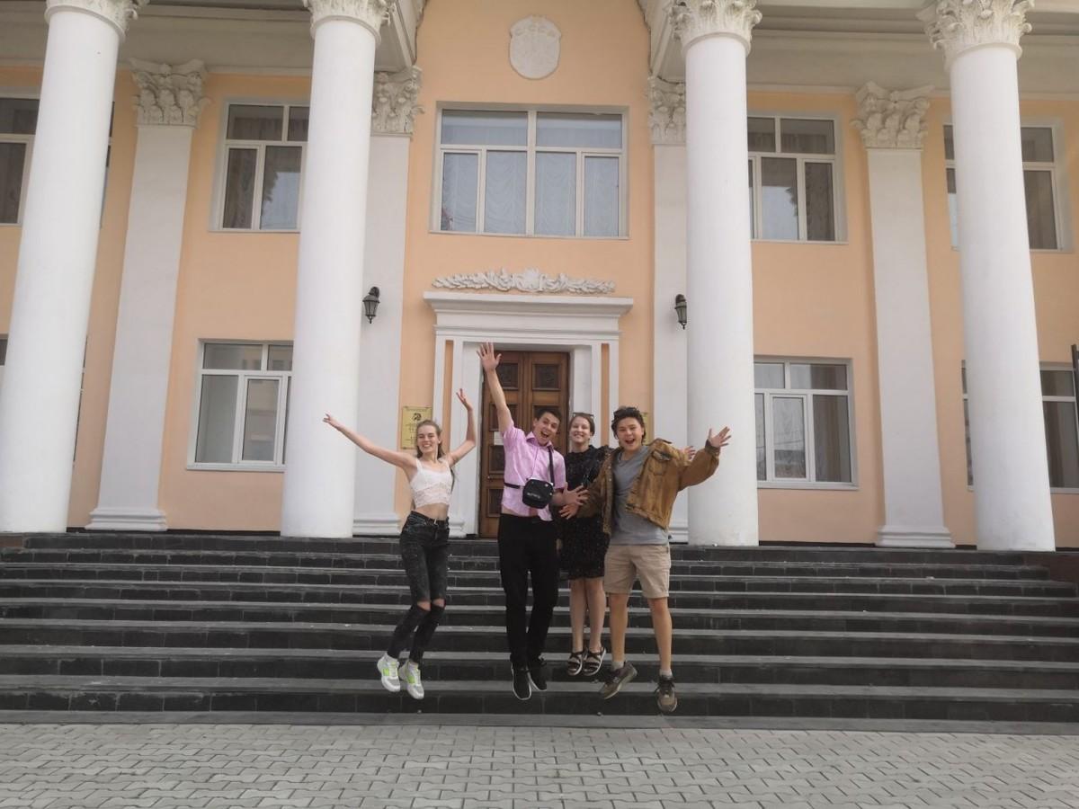 Счастливчики. Театральный институт имени Б.Щукина набрал пятерых студентов для Русского драмтеатра Якутска