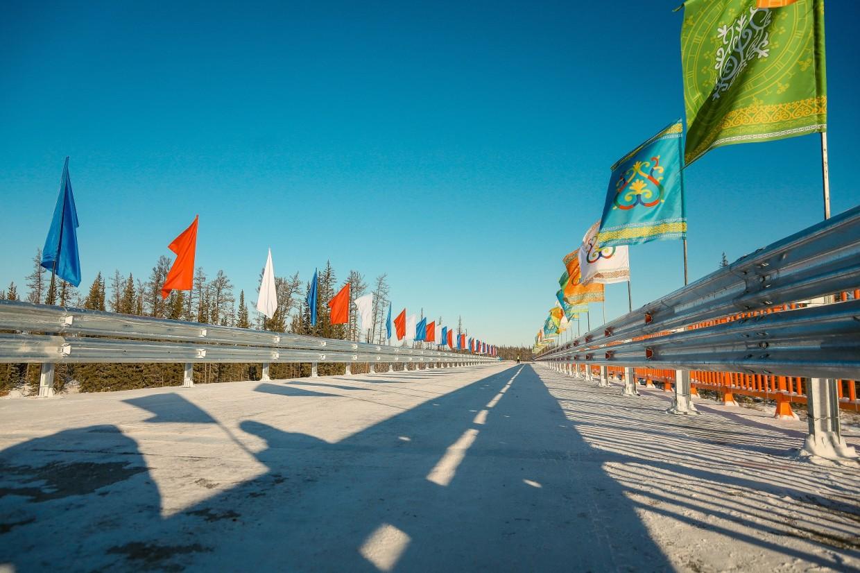 В Якутии торжественно открыли круглогодичную региональную дорогу «Кобяй»