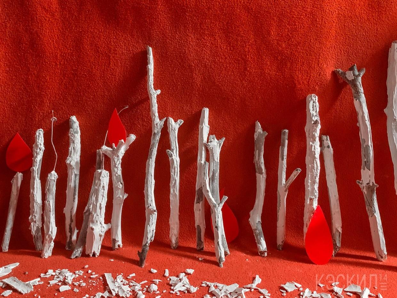Работа художника из Якутска украсила улицы Тюмени