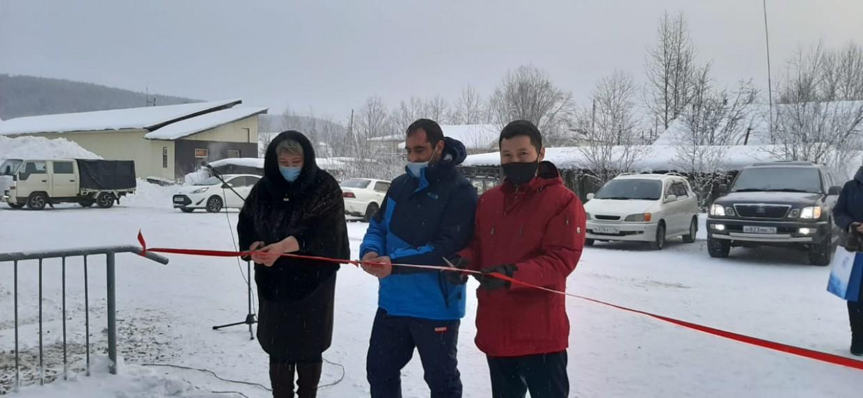 В преддверии Нового года компания «Железные дороги Якутии» сдала новый жилой дом в Томмоте