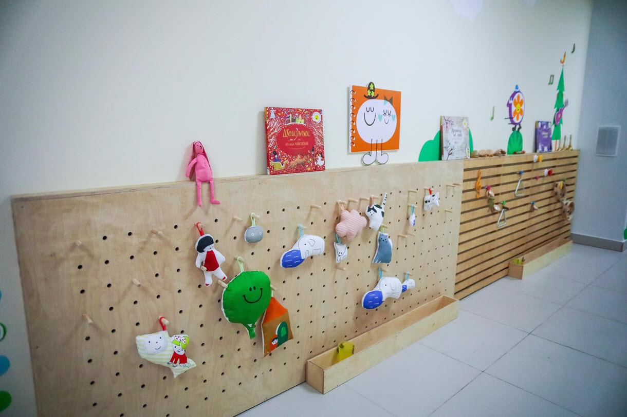 В Якутске открылись дополнительные группы детского сада «Прометейчик»
