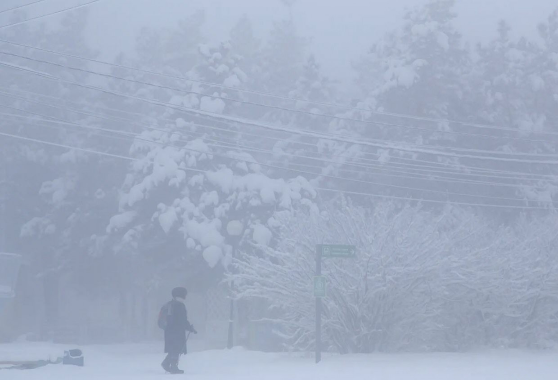 Мировые СМИ о якутской зиме