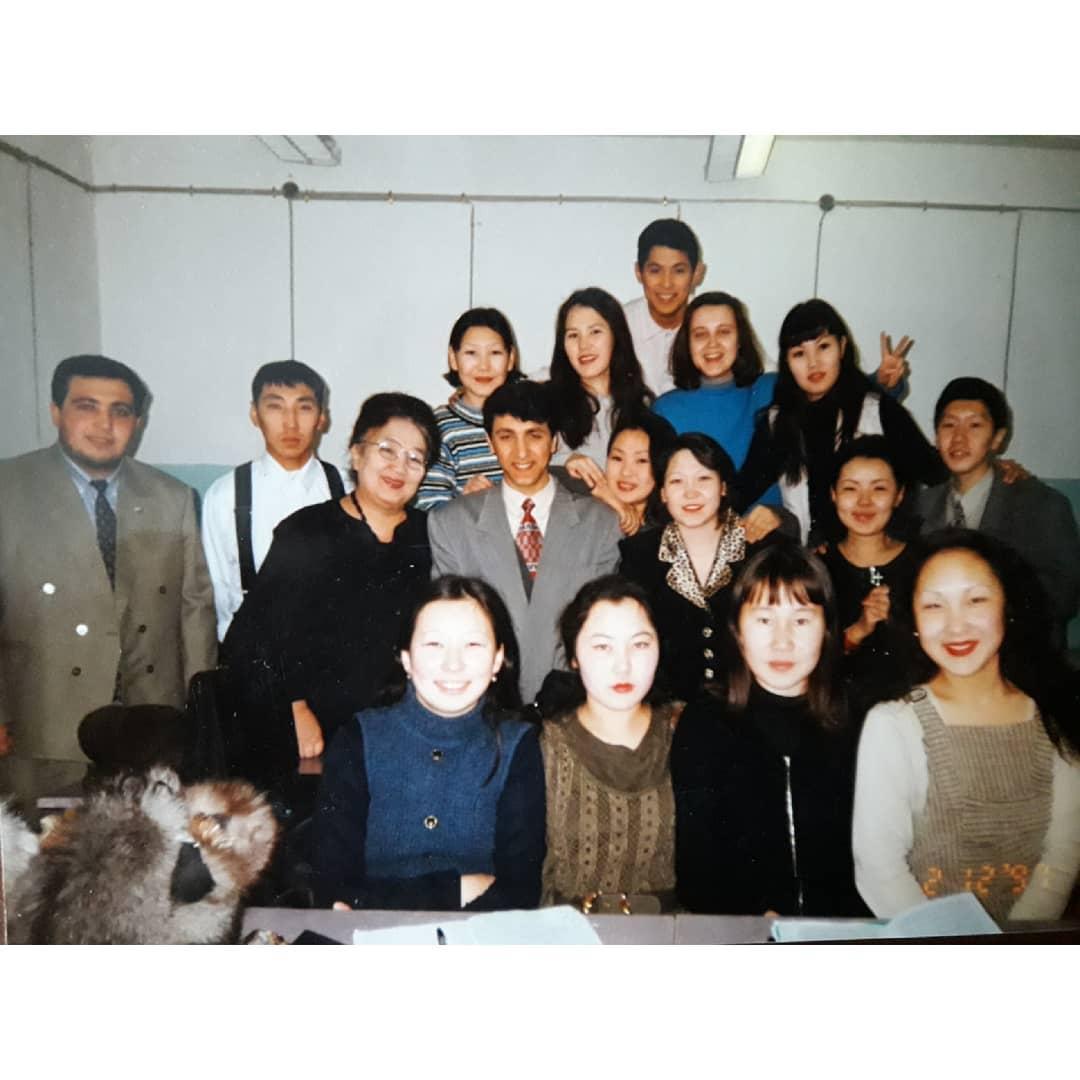 Якутяне опубликовали студенческие фотографии