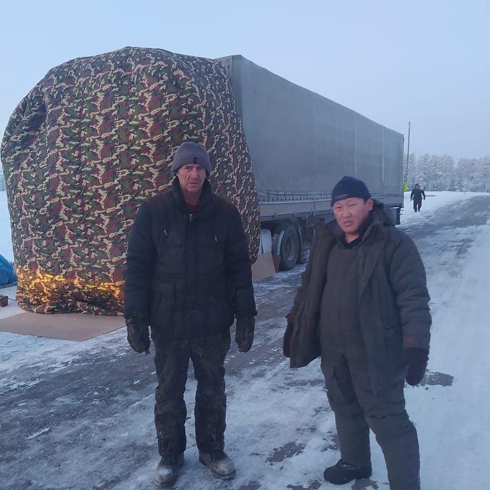 Якутский водитель с помощью соцконтракта организовал услуги для ремонта автомобилей на северных дорогах