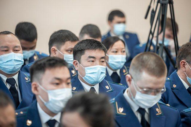 Состоялось расширенное заседание коллегии прокуратуры Якутии, посвященное итогам работы за 2020 год