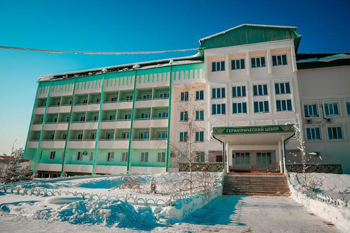 В Гериатрическом центре Якутска открыли кабинет компьютерной томографии