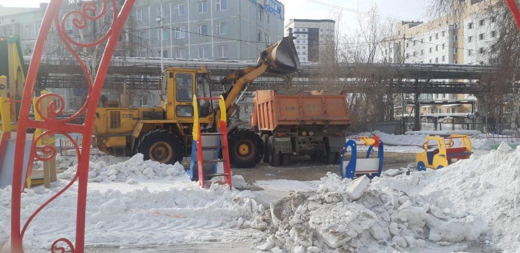 Водоканальцы осуществили мечту маленького жителя Якутска