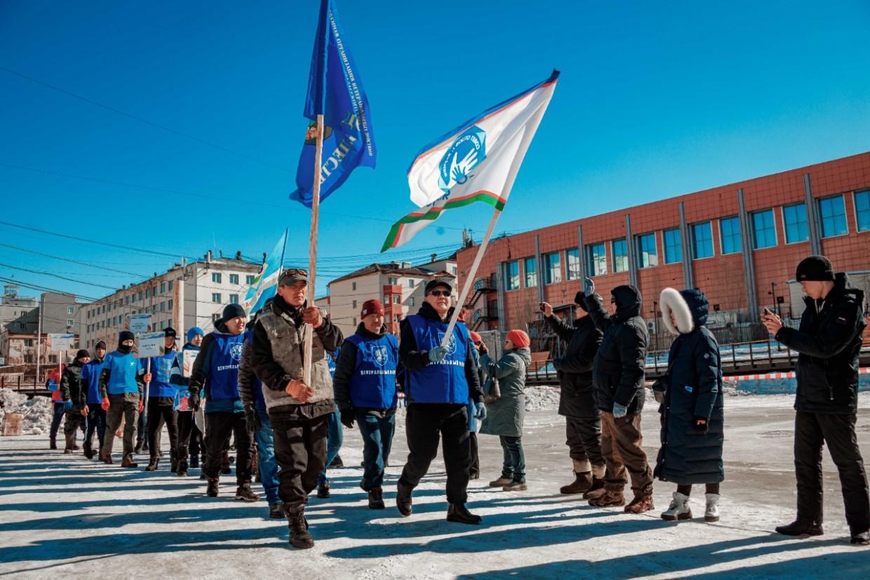 В Якутске прошли юбилейные соревнования «Аҕа күрэҕэ»