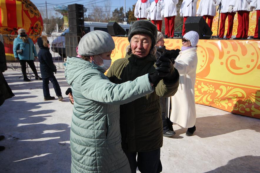 Якутск провожает зиму