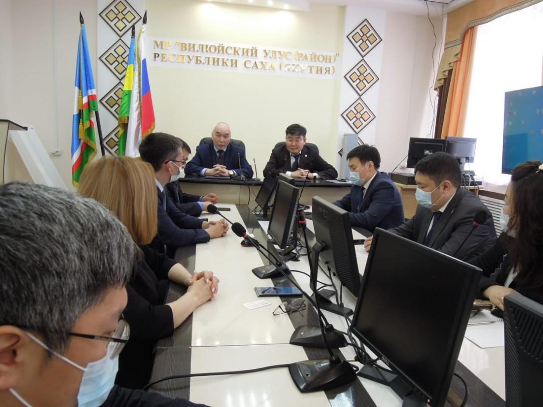 Николай Долгунов: Соглашение о сотрудничестве открывает новые перспективы взаимодействия АЭБ с Вилюйским улусом