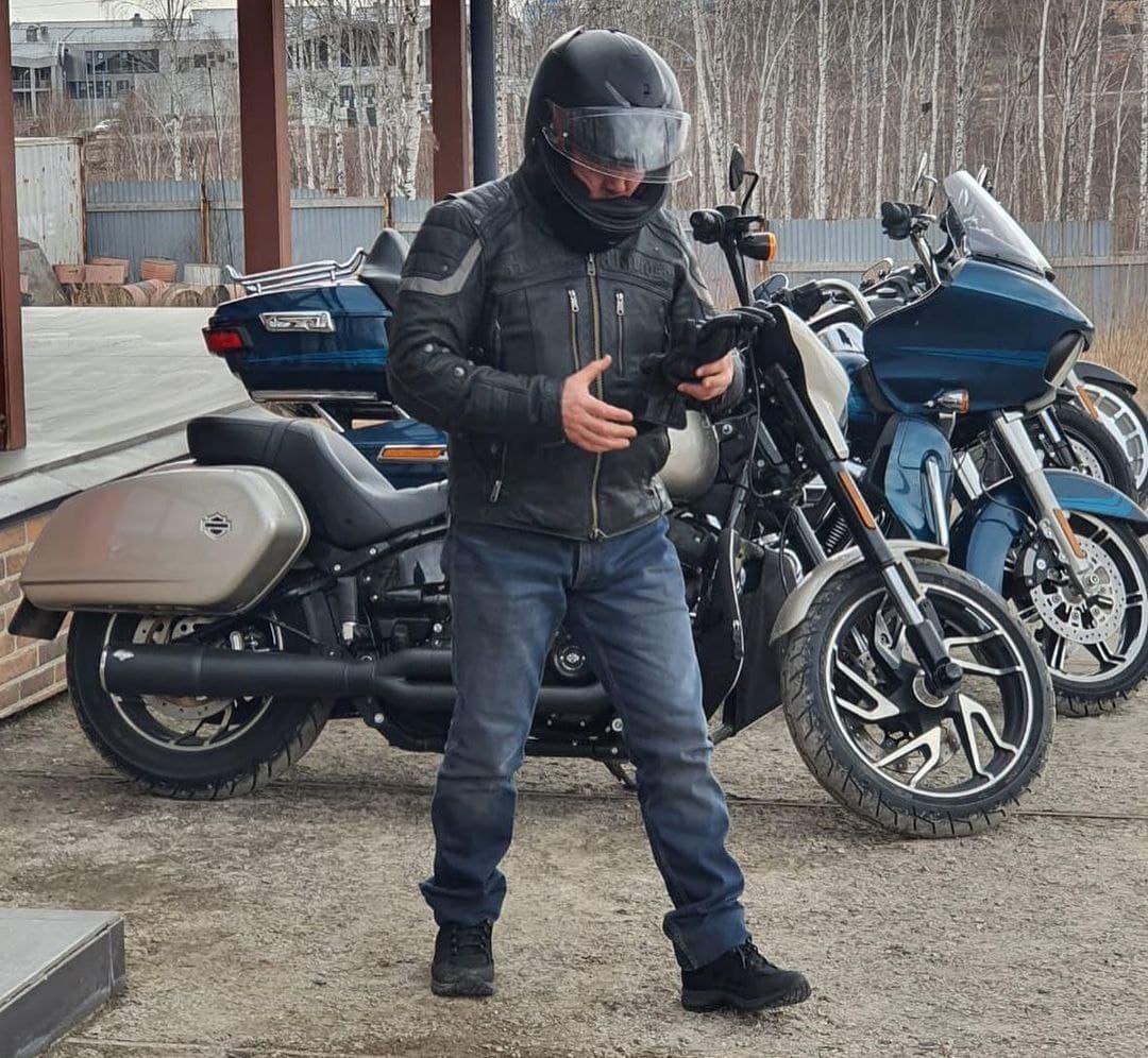 Первый зампред правительства Якутии открыл мотосезон в Иркутске