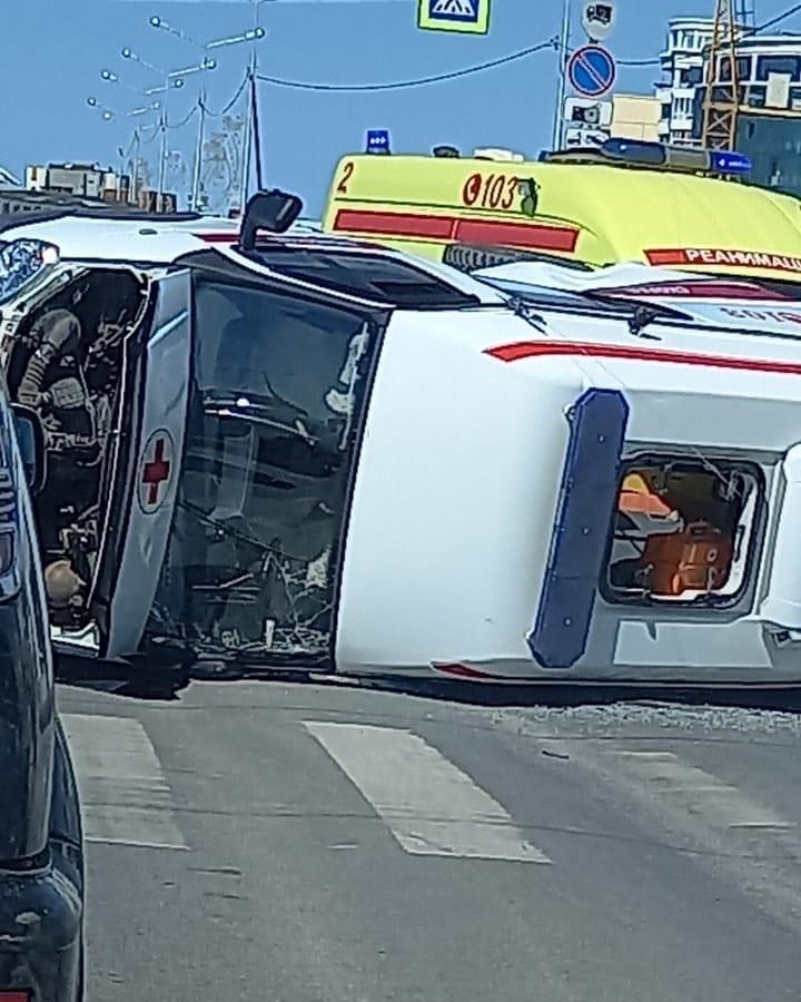 В Минздраве прокомментировали ДТП с участием скорой в Якутске