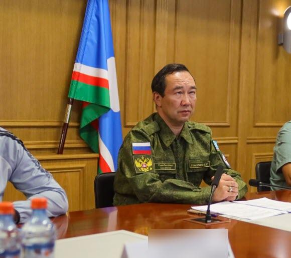 Глава республики Айсен Николаев выступит с обращением к жителям Якутии
