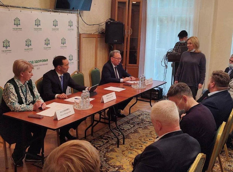 Глава Якутии Айсен Николаев о работе в Москве