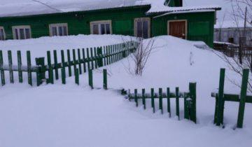Абый снег