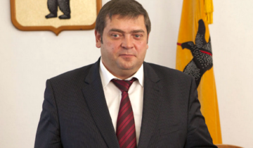 Мэр Кошурников