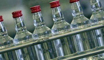 контрафакт алкоголь