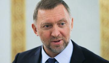 Олег Дерипаска