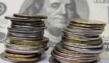 кредит деньги монеты