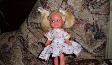 девочка кукла