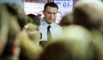 навальный три
