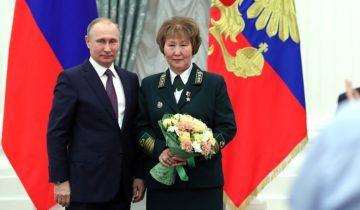 Устинова Кремль