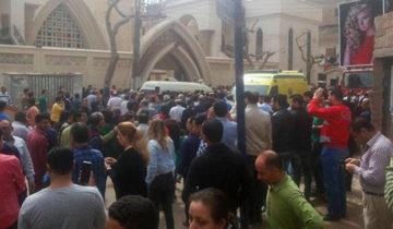 египет взрывы