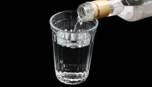 водка рюмка
