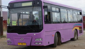 Автобус Якутск3