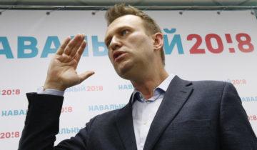 Навальный шесть