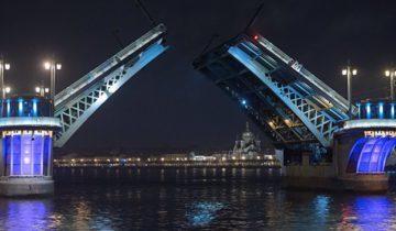 мосты питер