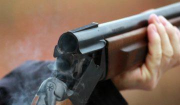 выстрел из ружья