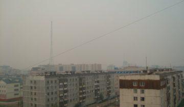 Якутск в дыму 2