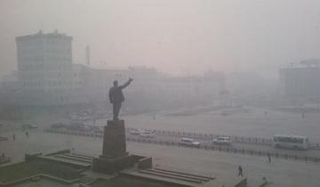 якутск в дыму