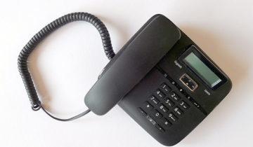 телефон угрозы